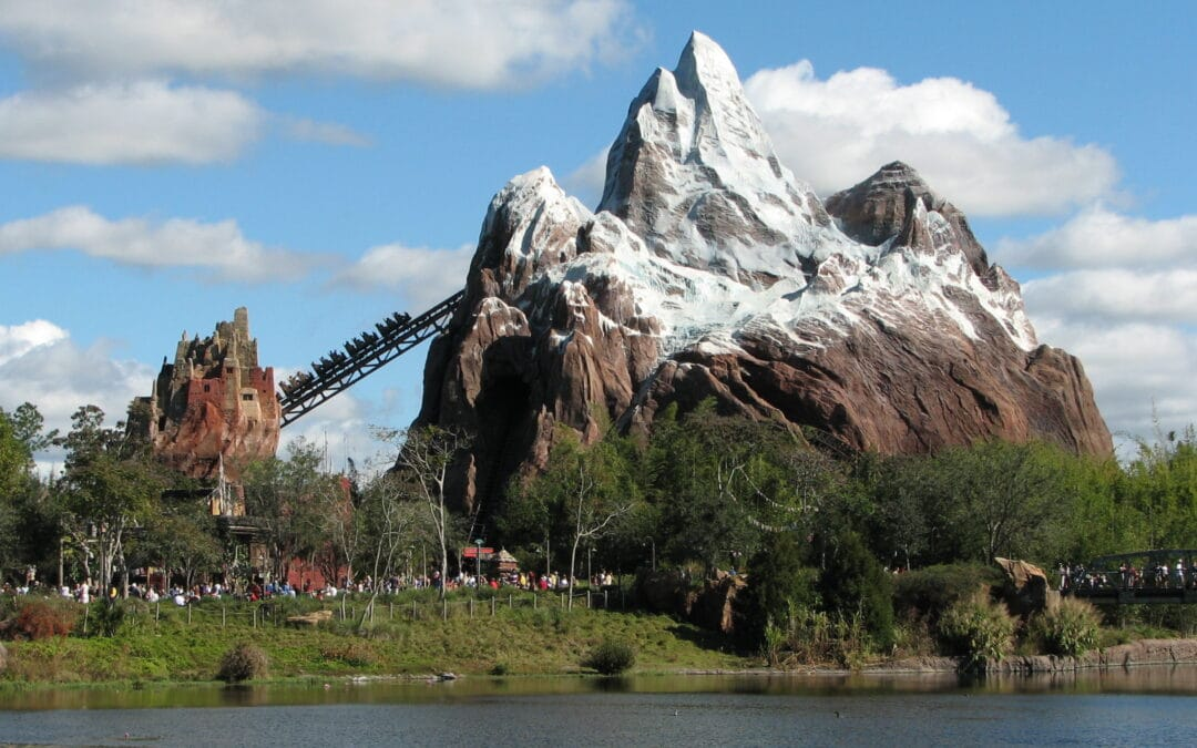 Scaling the Forbidden Mountain: Expedition Everest