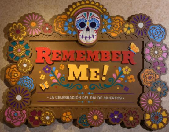'Remember Me!' La Celebración del Día de Muertos